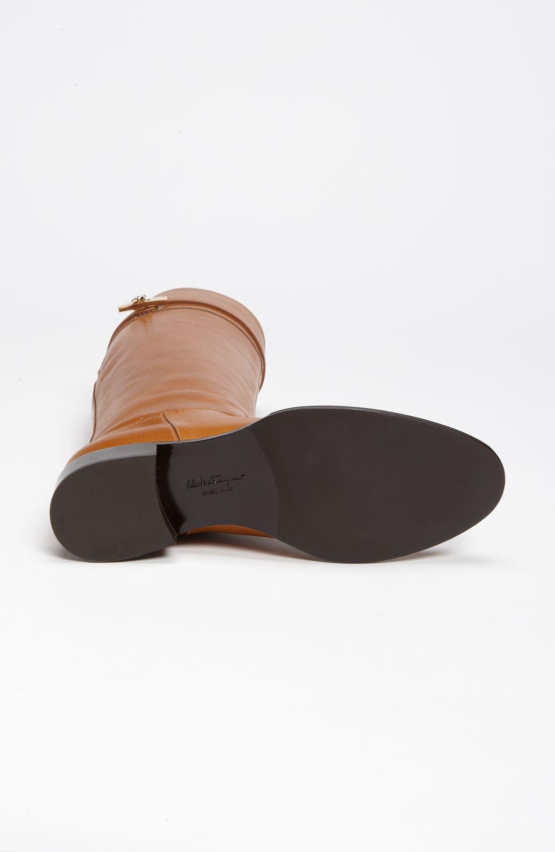 Alternate Image 4  - Salvatore Ferragamo 'Calipso' Boot