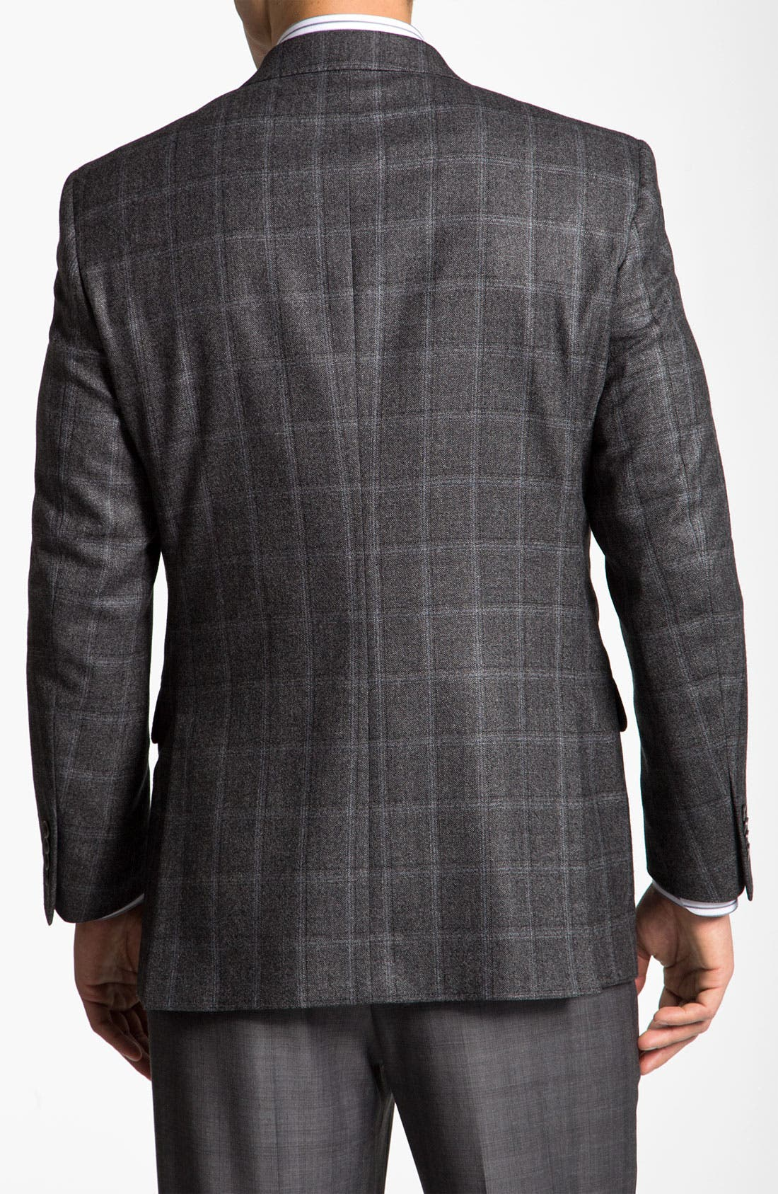 Alternate Image 2  - Peter Millar Plaid Sportcoat