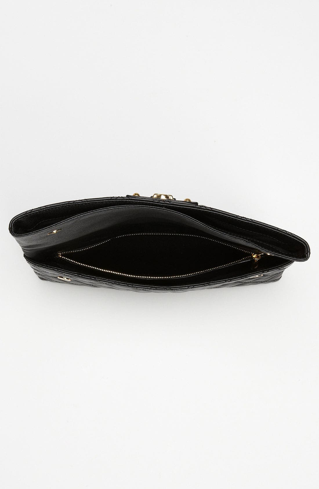 Alternate Image 3  - MARC JACOBS 'Quilting - Eugenie' Leather Clutch