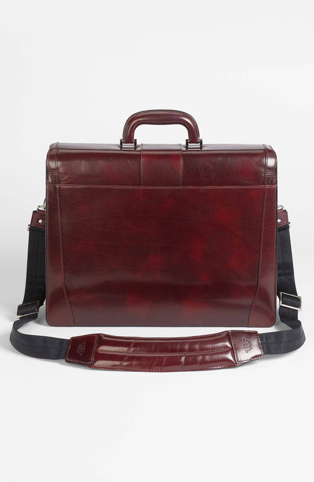 Alternate Image 3  - Bosca Double Gusset Briefcase