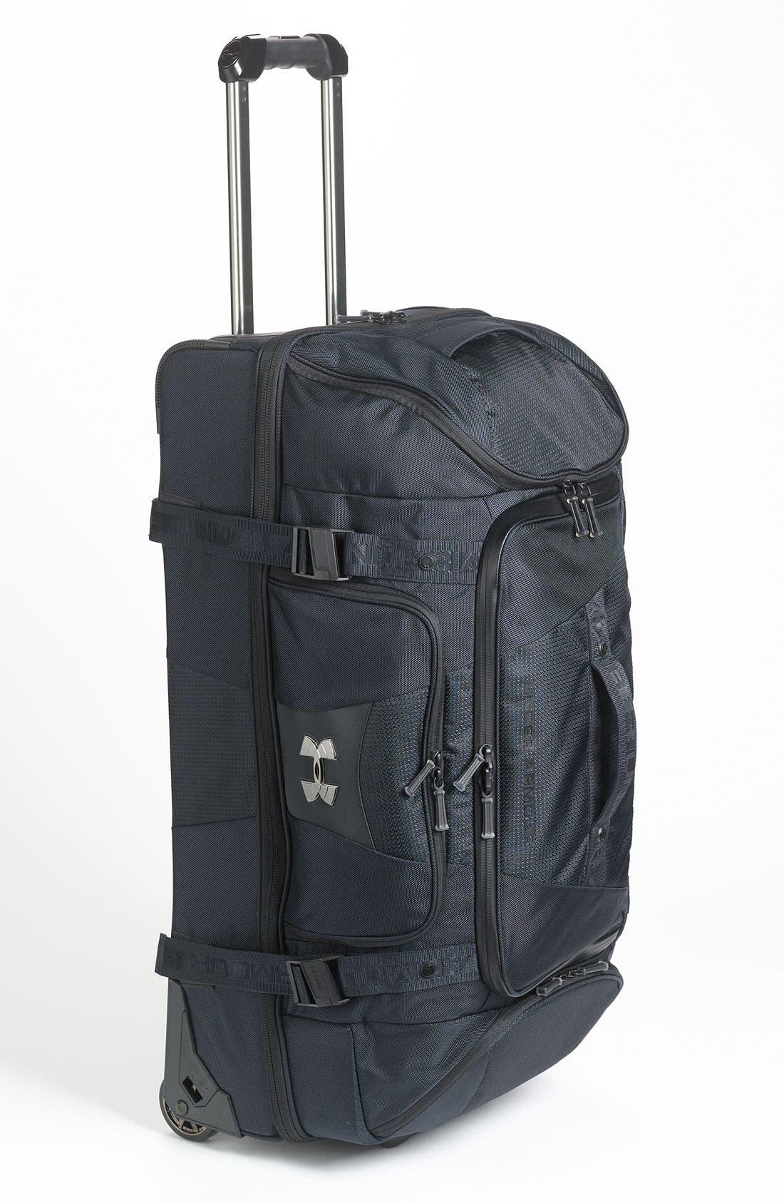 Alternate Image 4  - Under Armour 'Elite' Rolling Duffel Bag