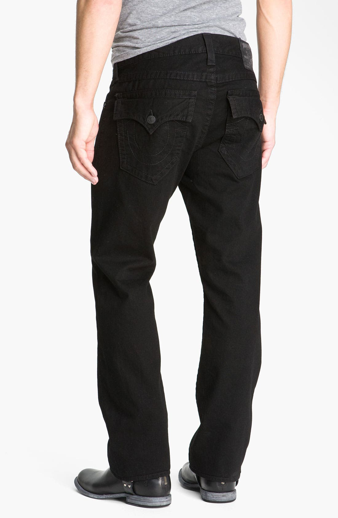 Alternate Image 1  - True Religion Brand Jeans 'Ricky' Relaxed Fit Jeans (Superfly)