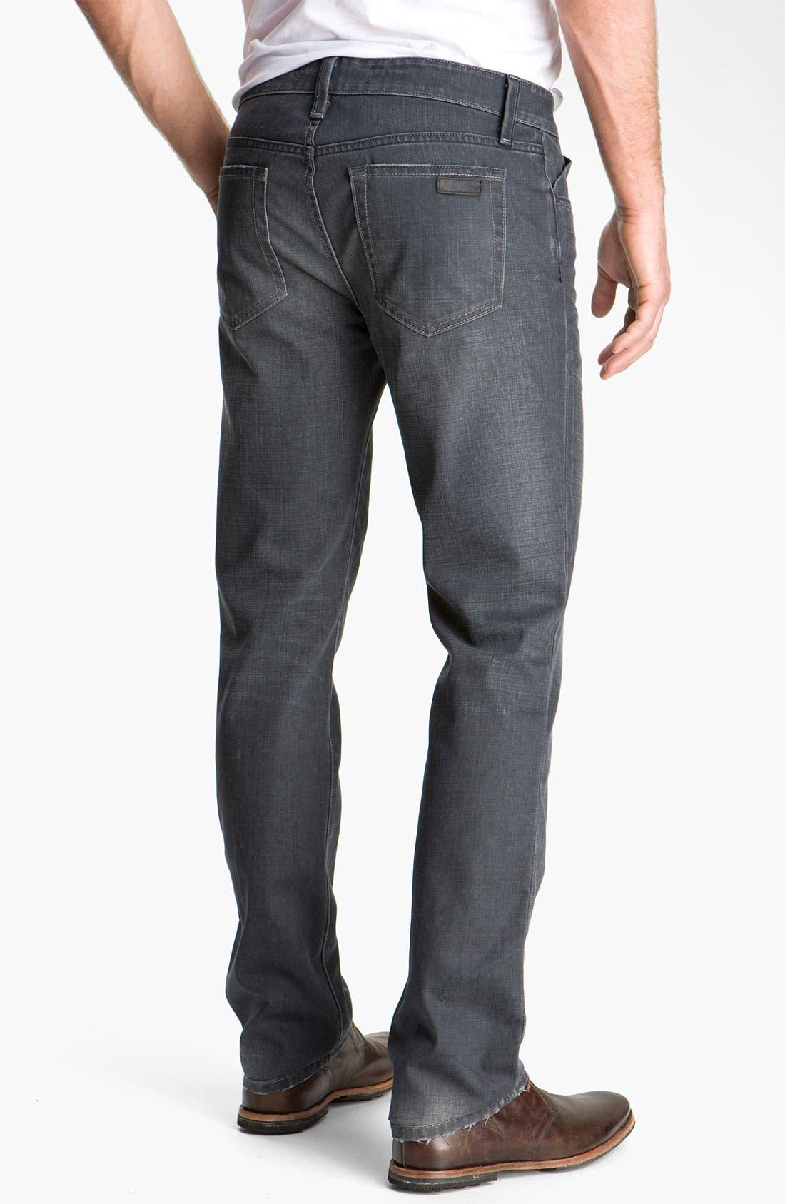 Alternate Image 1  - Joe's 'Brixton' Slim Straight Leg Jeans (Eldridge)