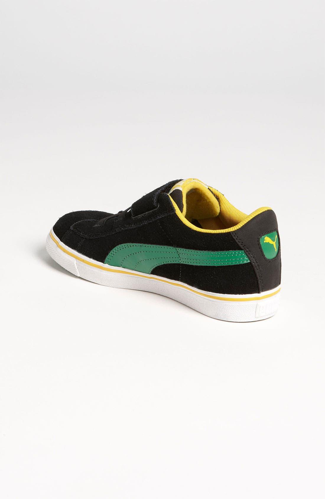 Alternate Image 2  - PUMA 'S Vulc V' Sneaker (Baby, Walker & Toddler)