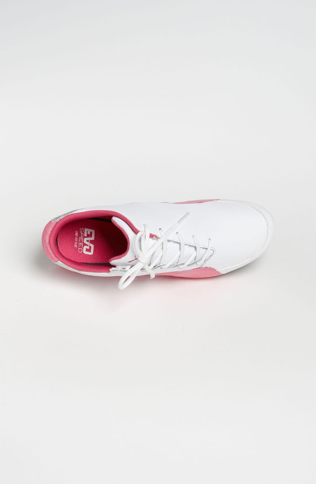 Alternate Image 3  - PUMA 'evoSPEED F1 Lo Jr.' Sneaker (Toddler, Little Kid & Big Kid)