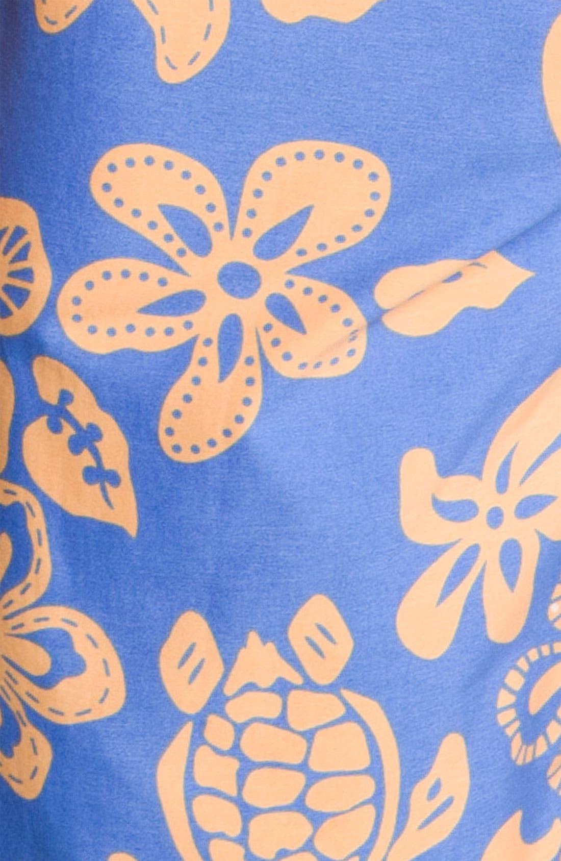 Alternate Image 3  - Vilebrequin 'Ocean' Turtle Print Board Shorts
