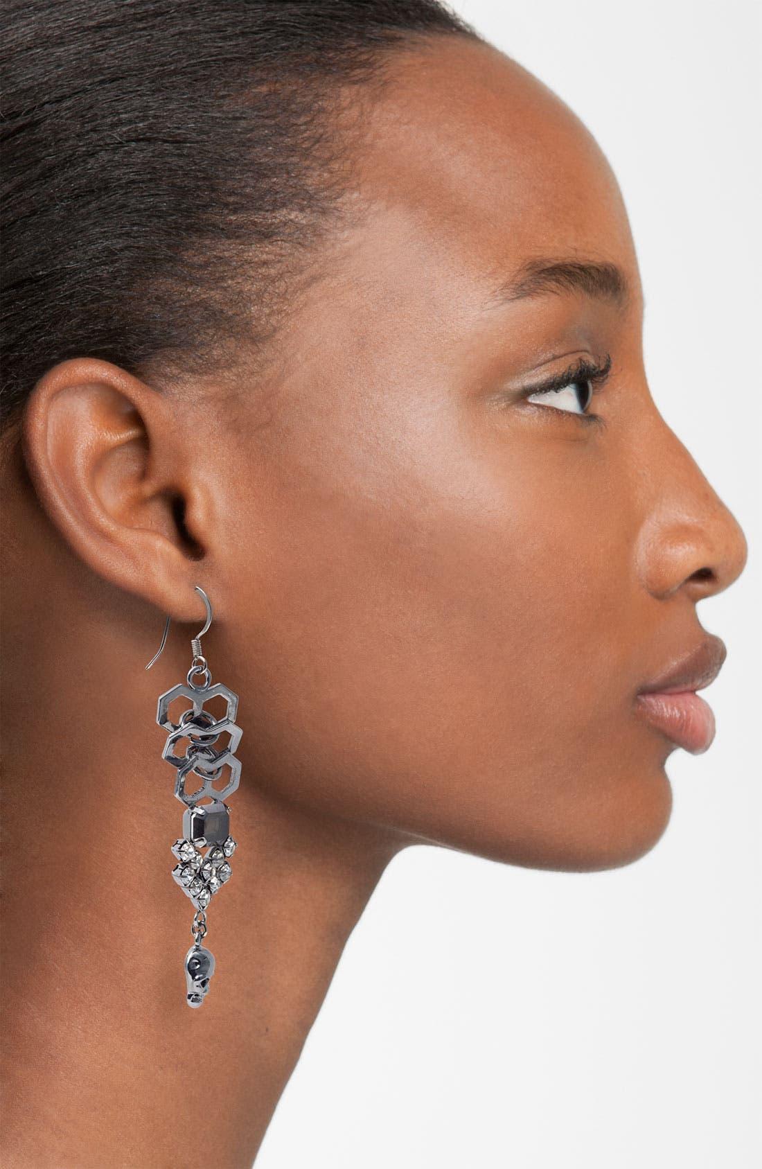 Alternate Image 2  - Sweet Scandal 'Chloe' Earrings