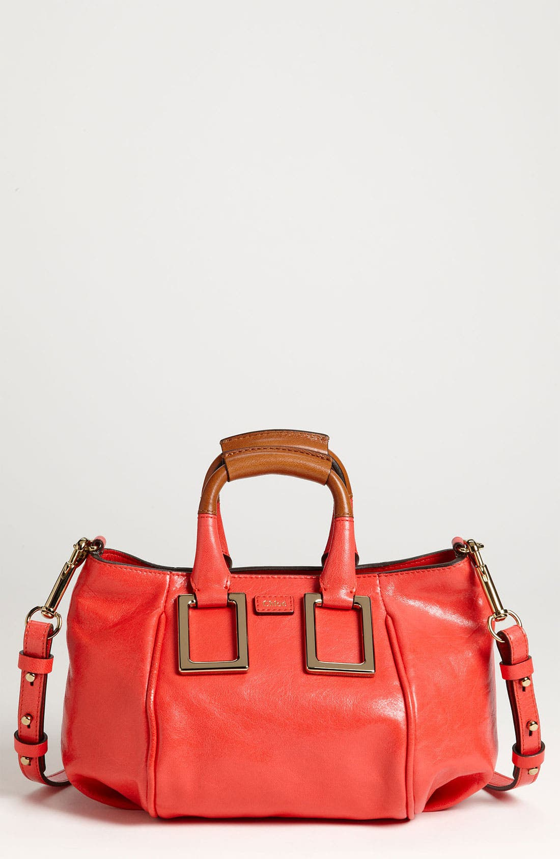 Alternate Image 1 Selected - Chloé 'Ethel - Small' Leather Satchel