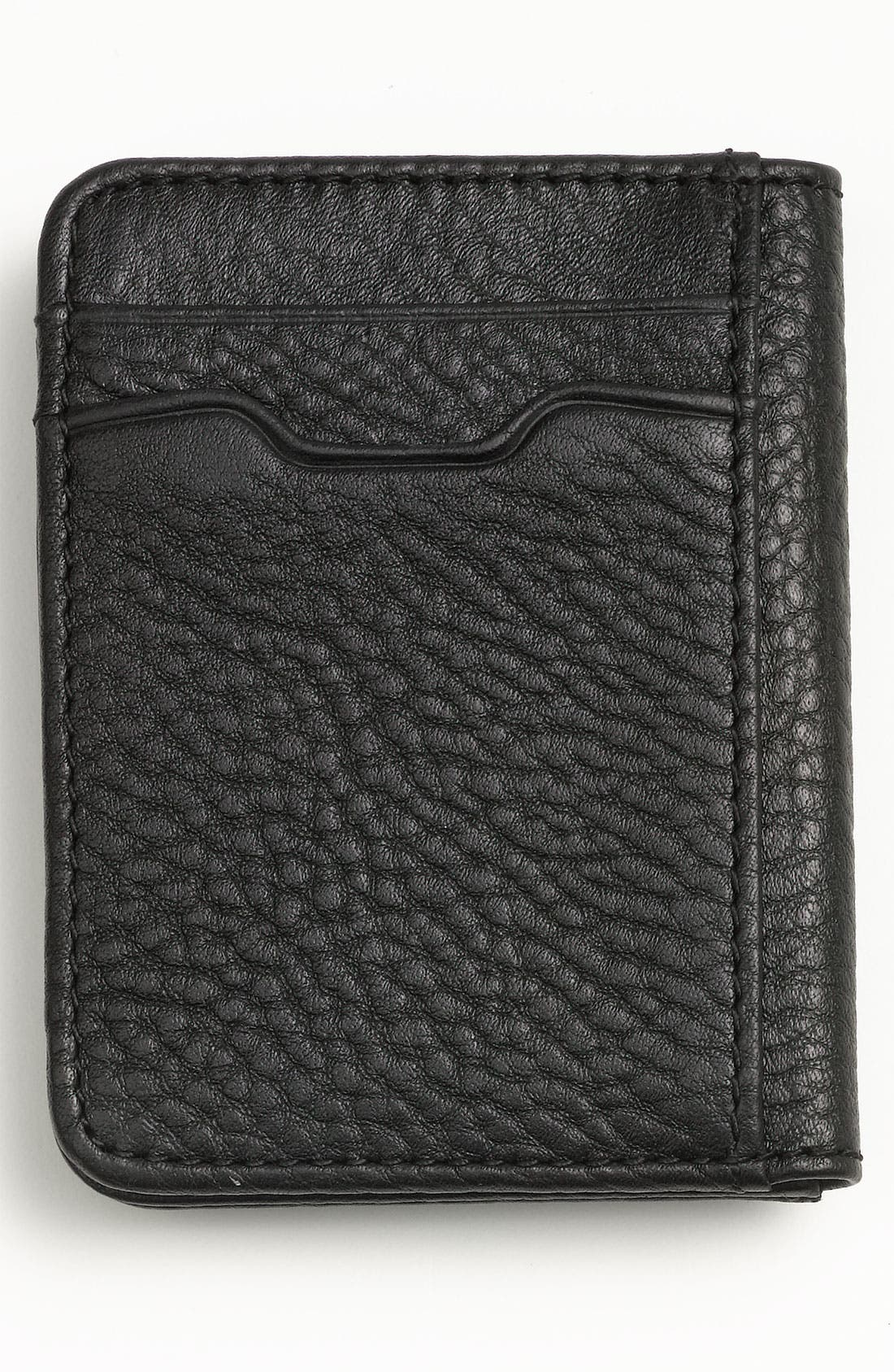 Alternate Image 2  - Bosca Front Pocket Wallet