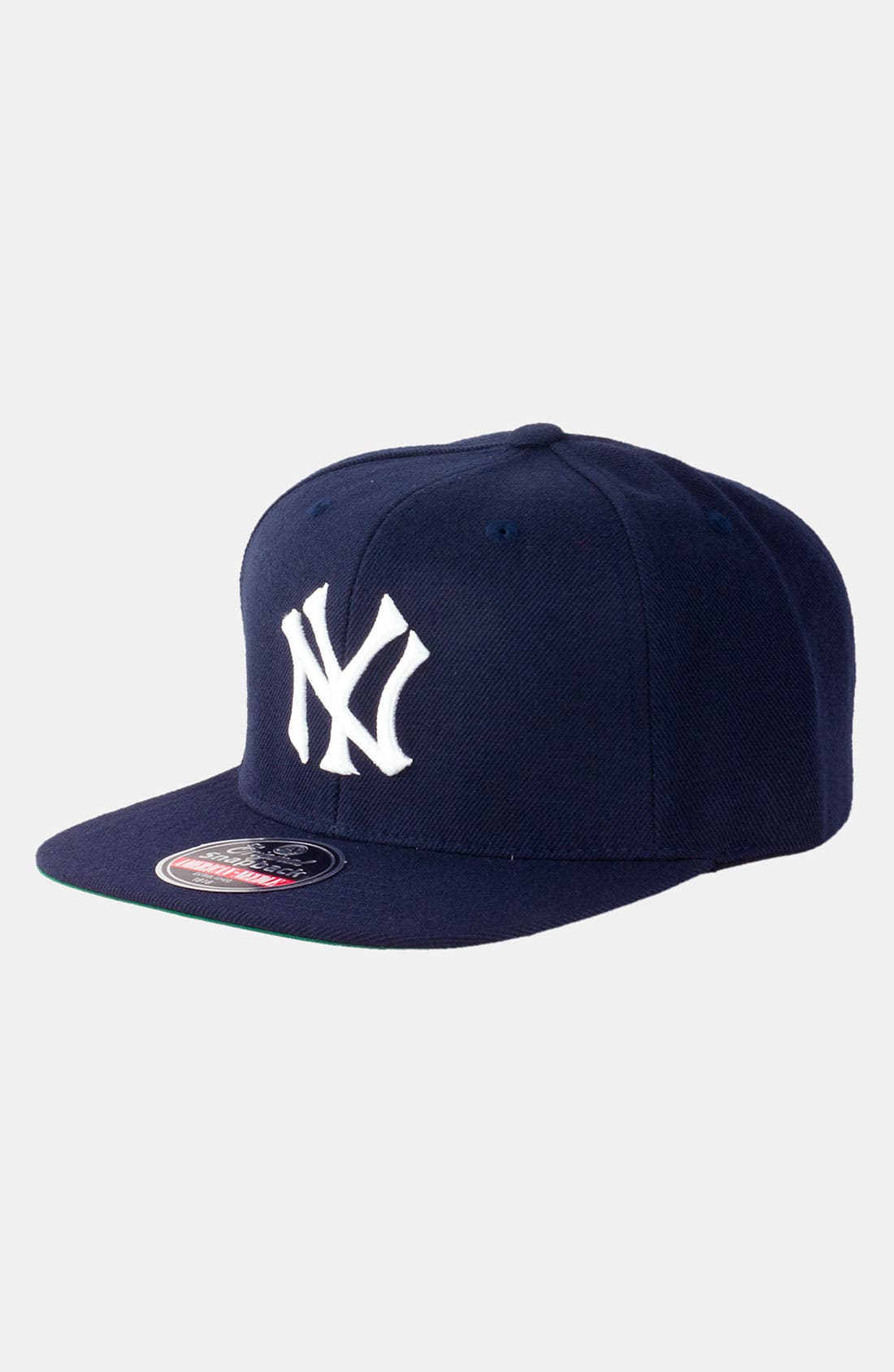 Alternate Image 1 Selected - American Needle 'New York Yankees - Cooperstown' Snapback Baseball Cap