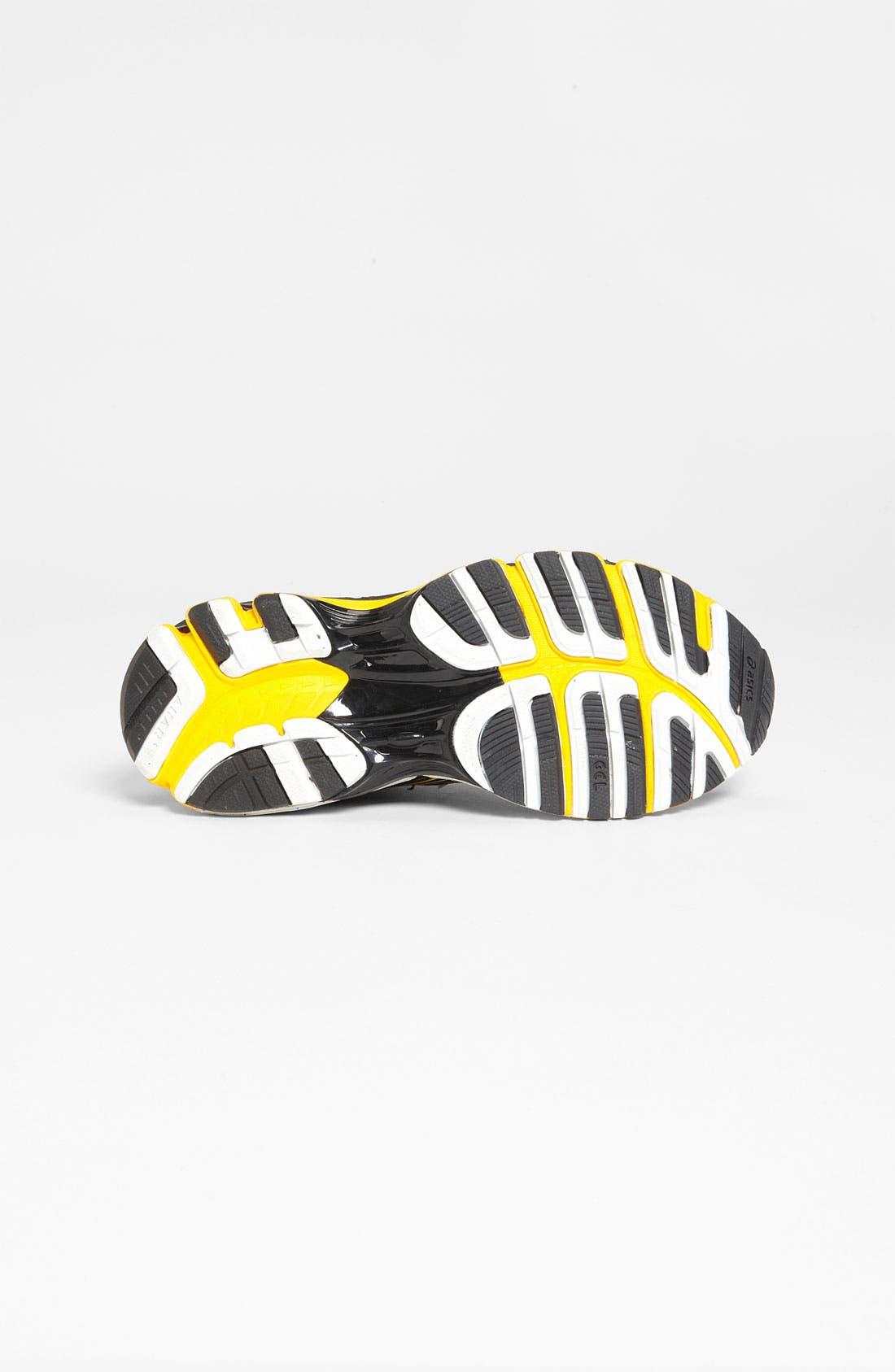 Alternate Image 4  - ASICS® 'GEL-Kayano 18' Training Shoe (Big Kid)