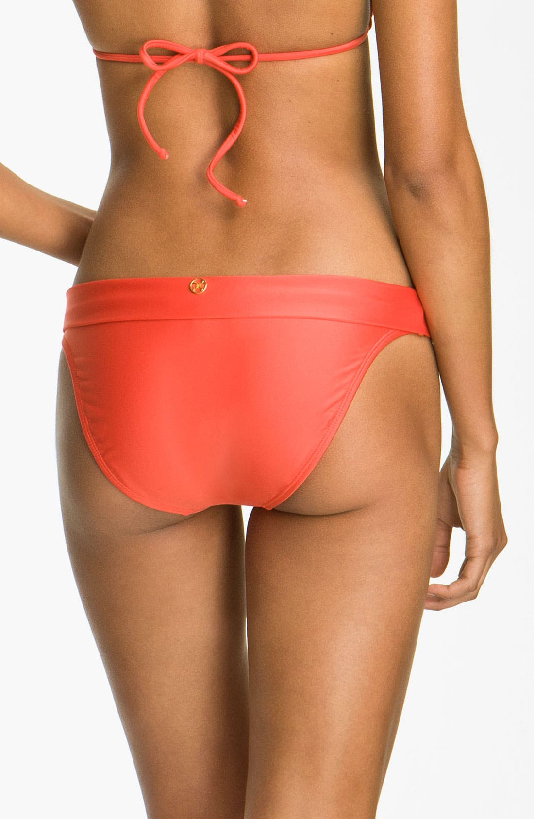 Alternate Image 2  - ViX Swimwear Knot Detailed Bikini Bottoms