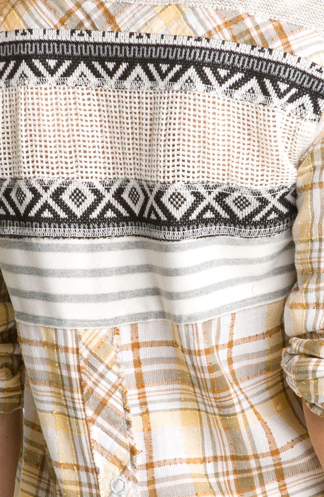 Alternate Image 3  - Free People 'Park Ranger' Plaid Shirt