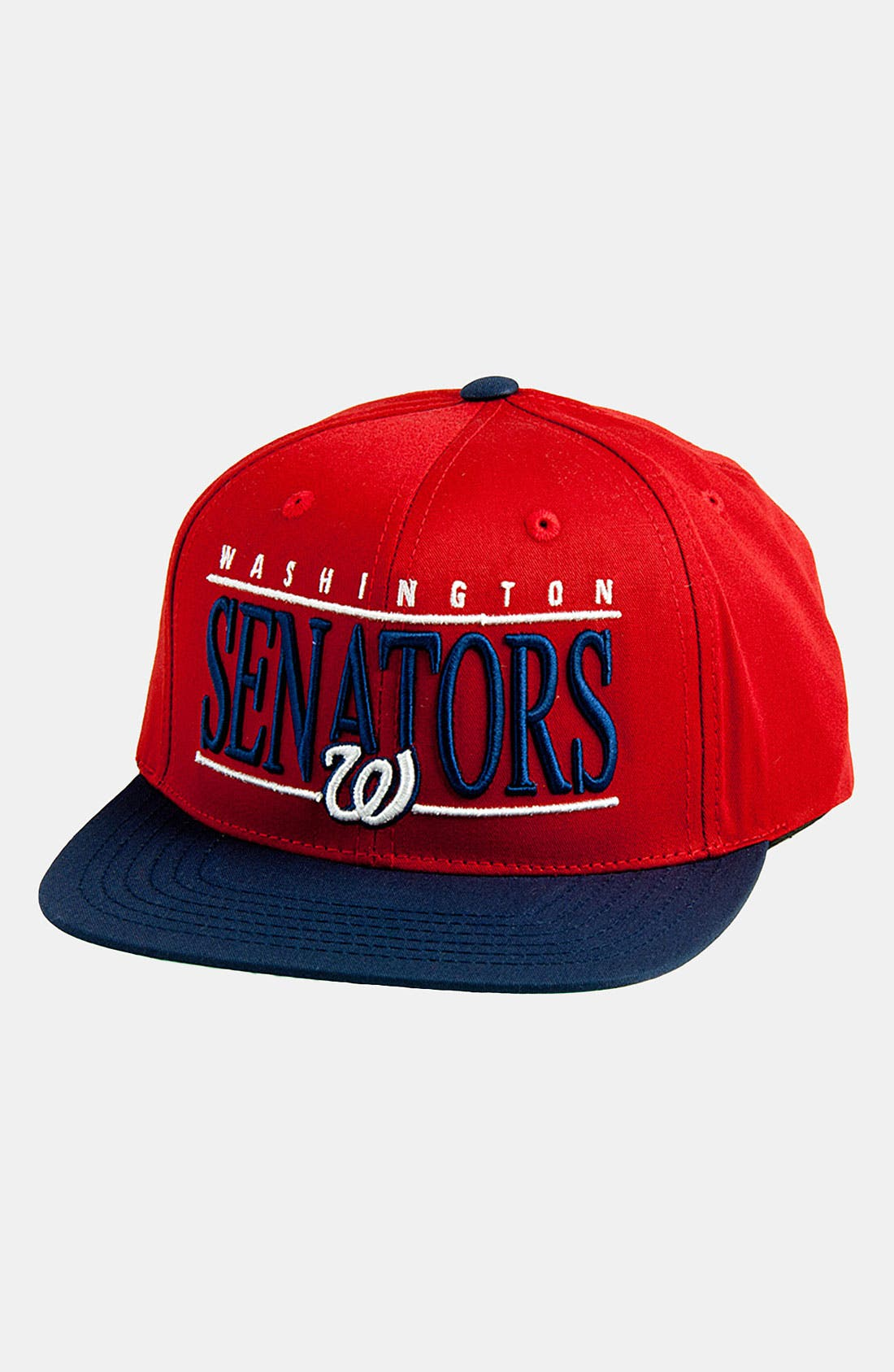 Alternate Image 1 Selected - American Needle 'Washington Senators - Nineties' Twill Snapback Baseball Cap