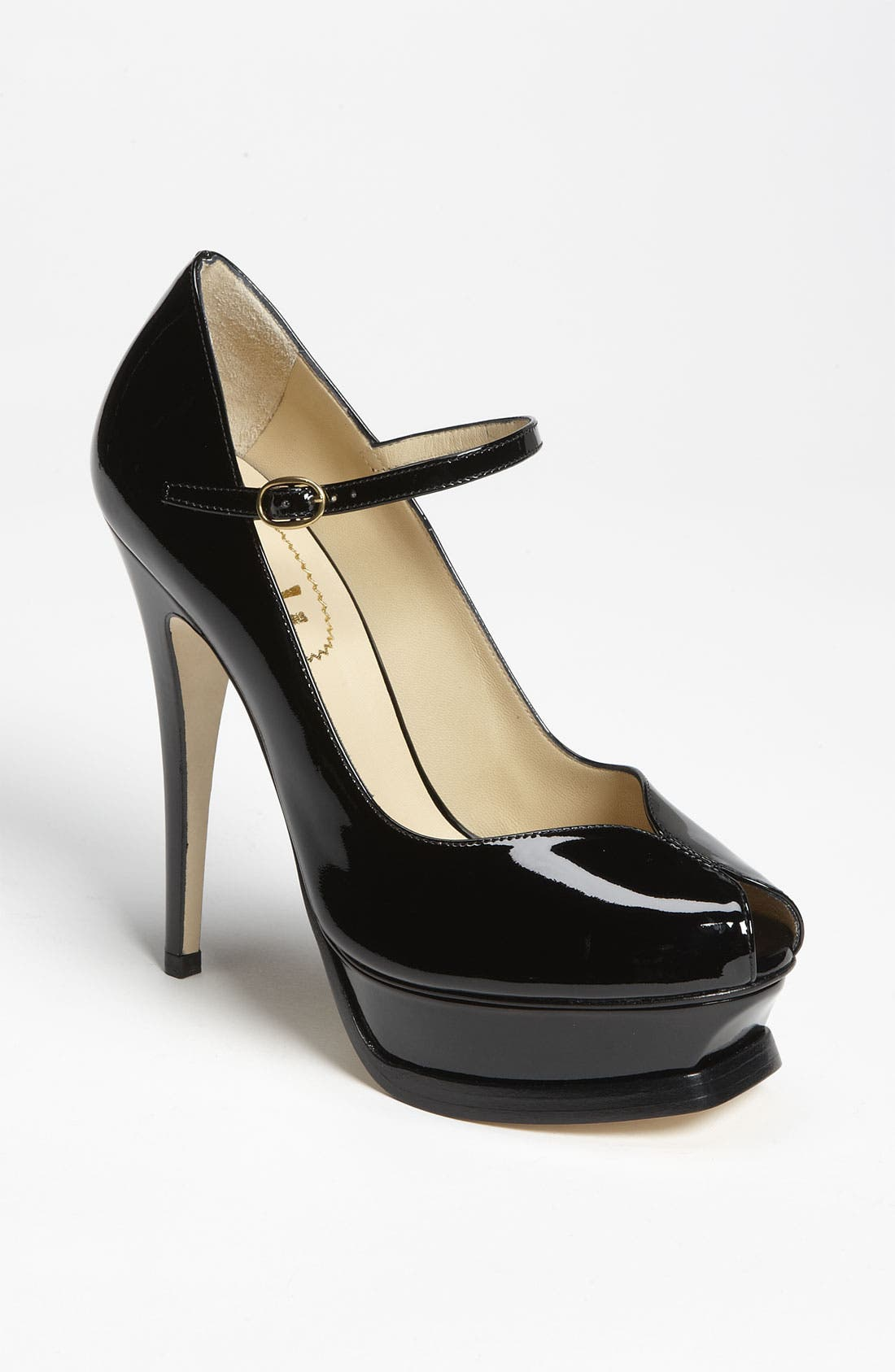 Alternate Image 1 Selected - Yves Saint Laurent 'Tribute' Mary Jane Pump