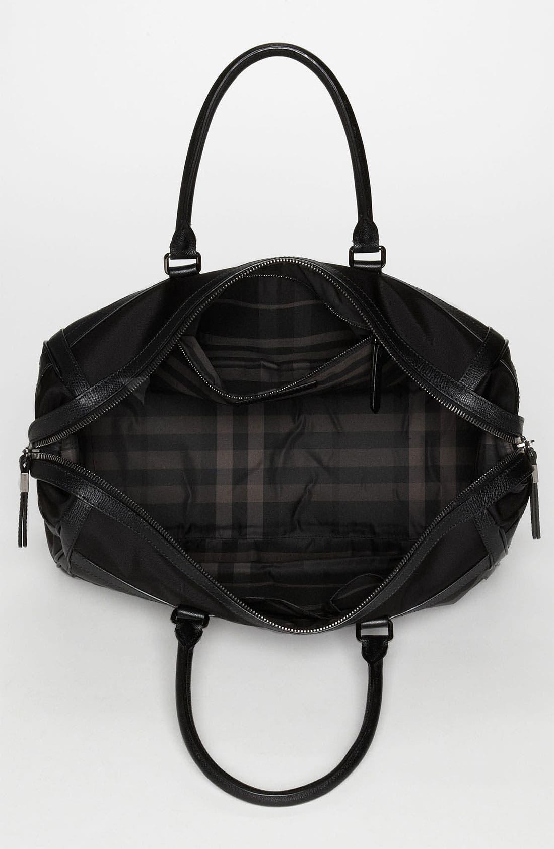 Alternate Image 3  - Burberry Duffel Bag