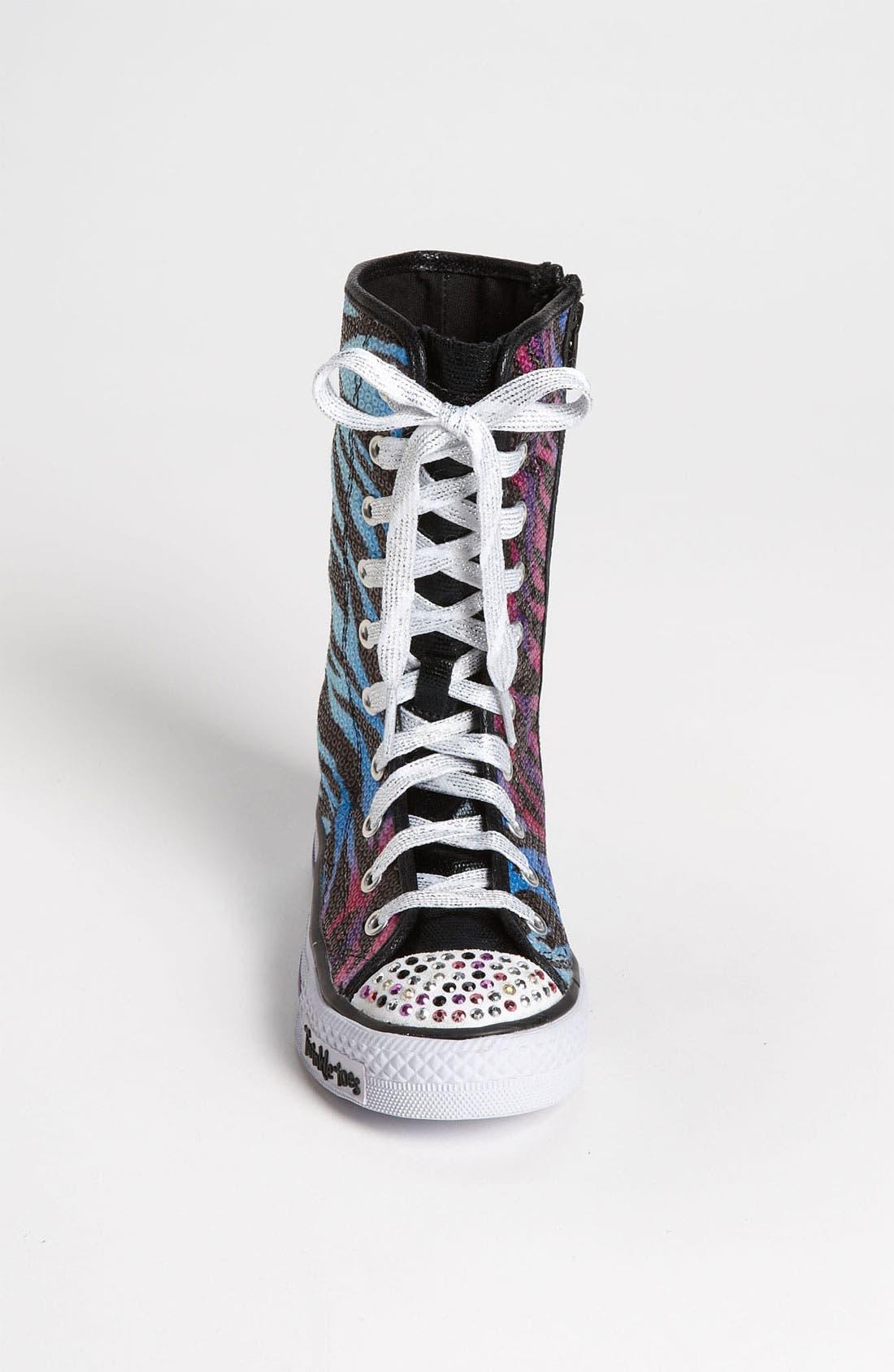 Alternate Image 3  - SKECHERS 'Shuffles - Notorious' Sneaker (Toddler & Little Kid)