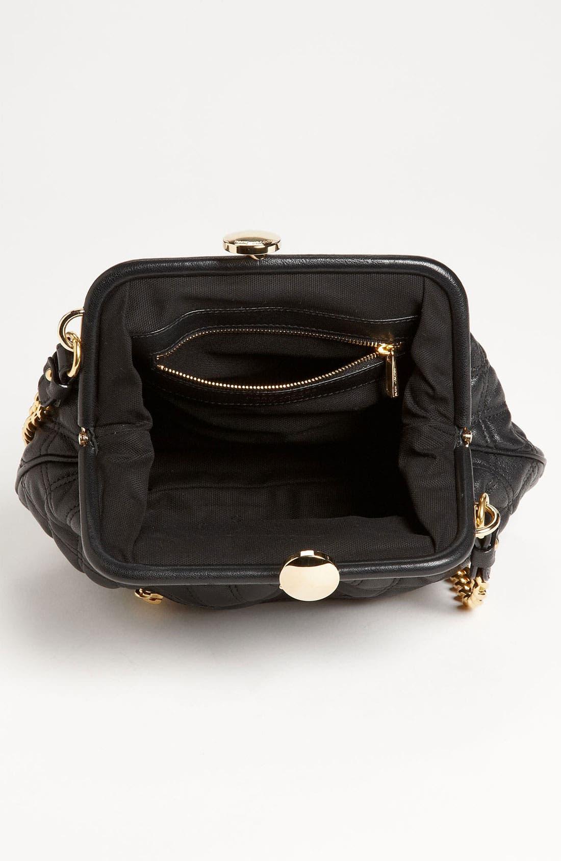 Alternate Image 3  - MARC JACOBS 'Little Stam' Leather Crossbody Bag