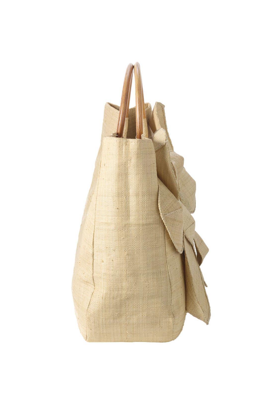 Alternate Image 2  - Mar y Sol 'Guadalupe' Straw Shopper