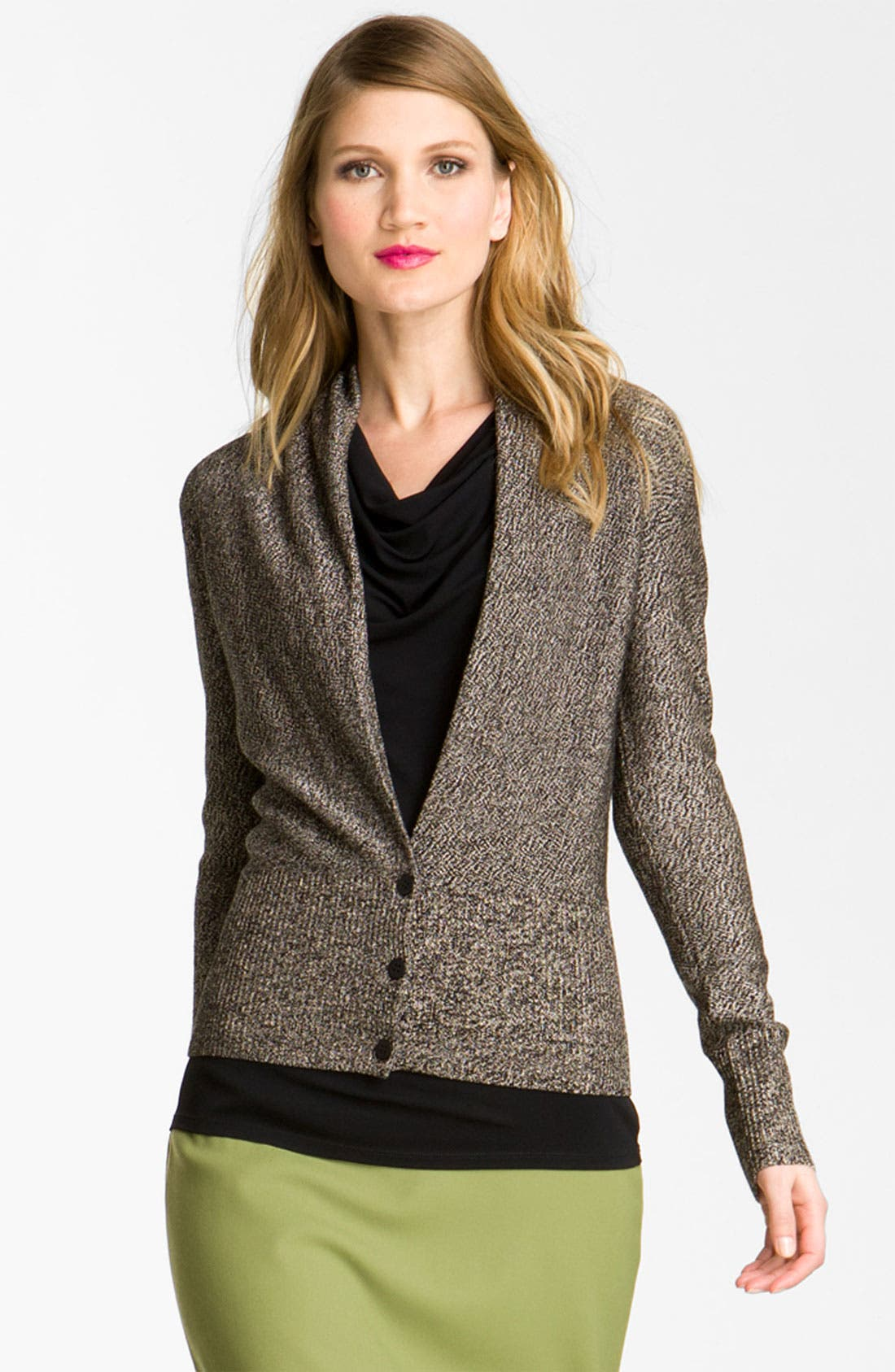 Alternate Image 1 Selected - Classiques Entier® 'Panthere' Cardigan