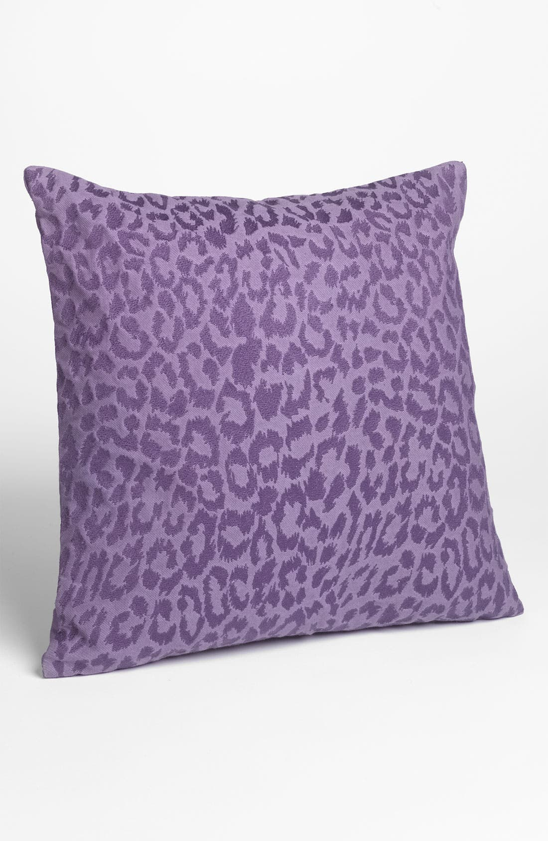 Main Image - Diane von Furstenberg 'Spotted Cat' Embroidered Pillow