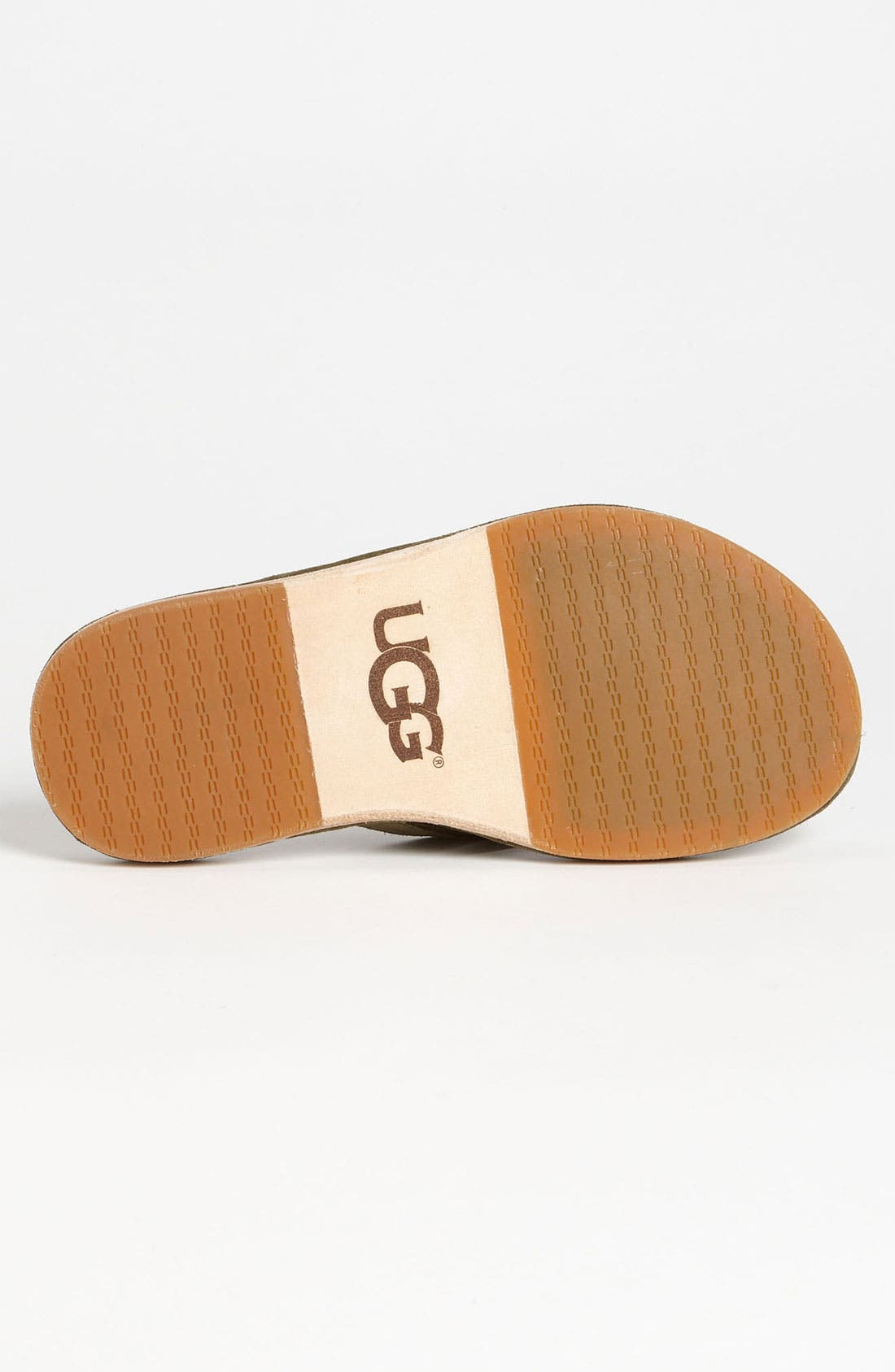 Alternate Image 4  - UGG® Australia 'Donato' Flip Flop (Men)