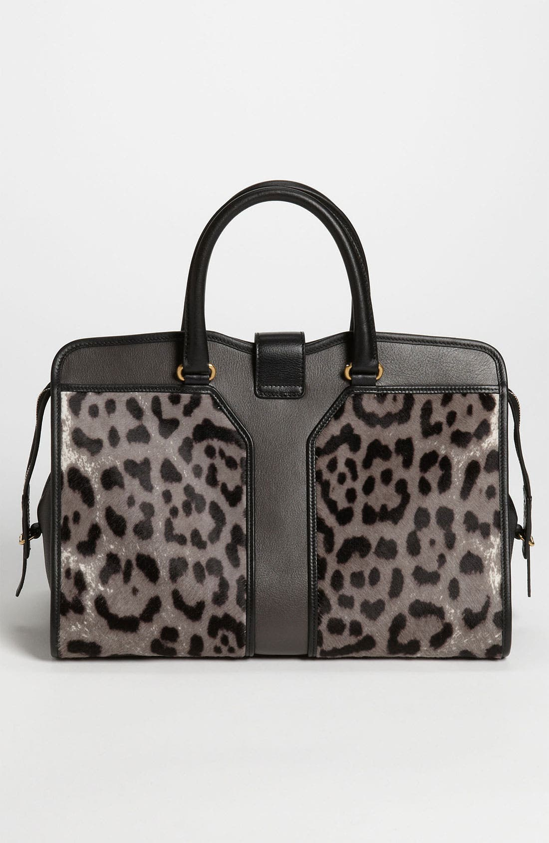 Alternate Image 4  - Yves Saint Laurent 'Cabas Chyc - Medium' Calf Hair Satchel