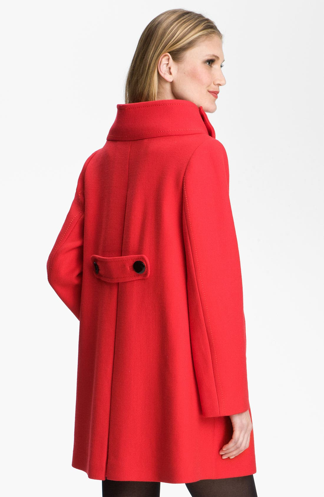 Alternate Image 2  - kate spade new york 'suzette' coat
