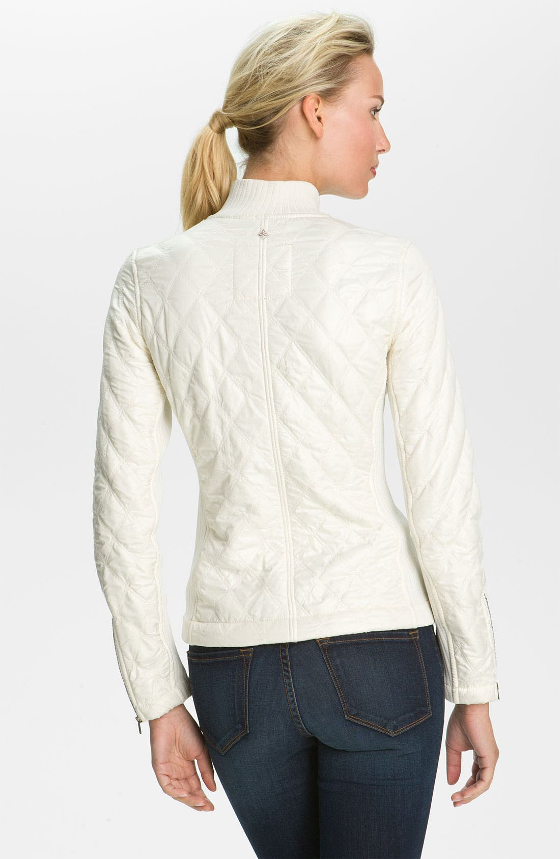 Alternate Image 2  - prAna 'Diva' Water Repellent Jacket