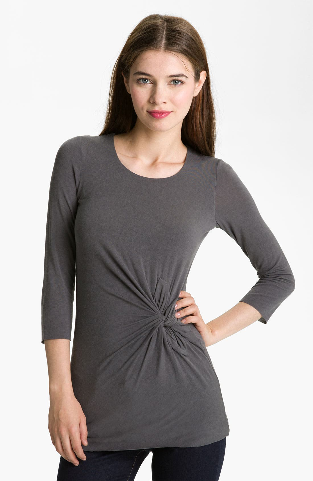 Alternate Image 1 Selected - Bailey 44 Knot Top