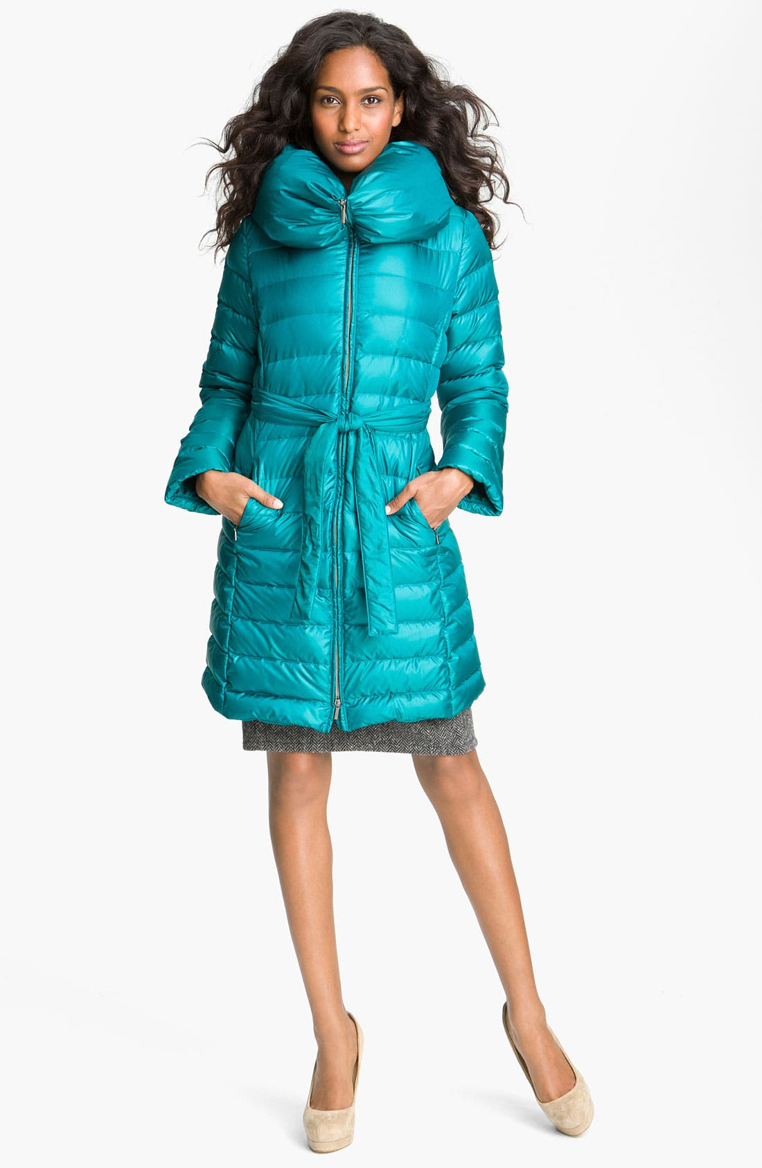 Alternate Image 4  - Weekend Max Mara 'Jez' Quilted Coat