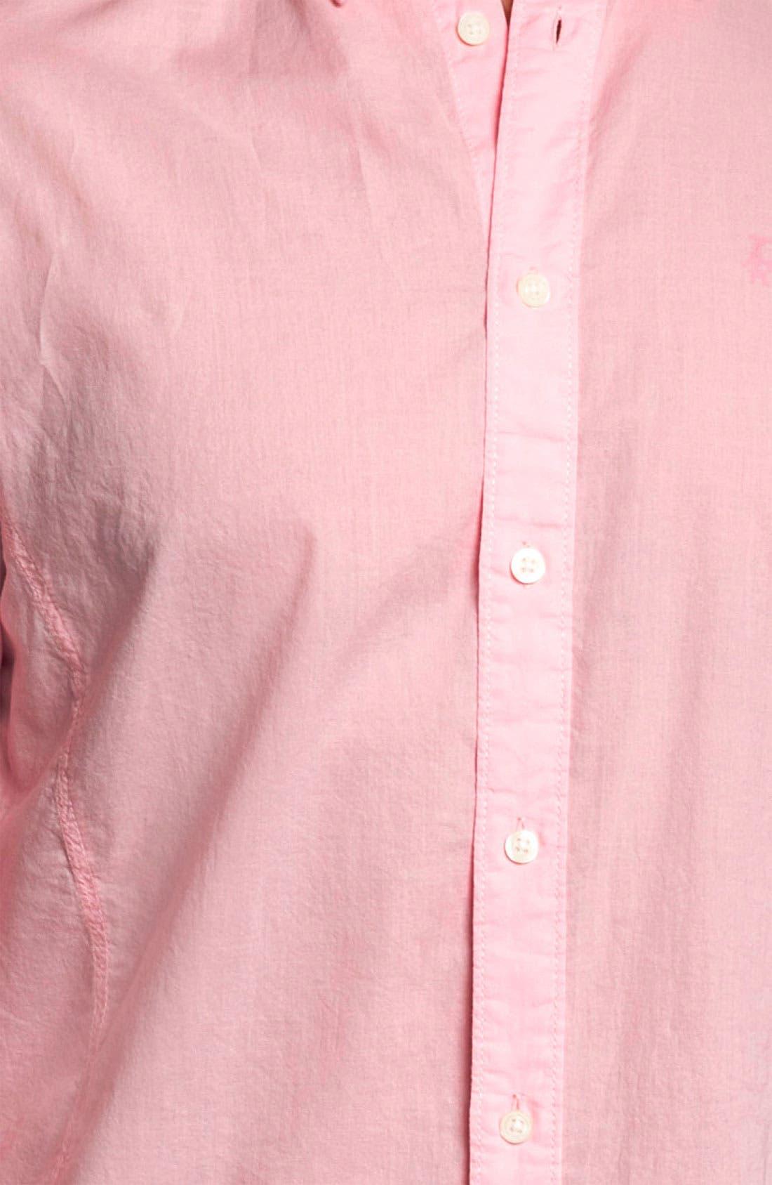 Alternate Image 3  - J.C. Rags Woven Shirt