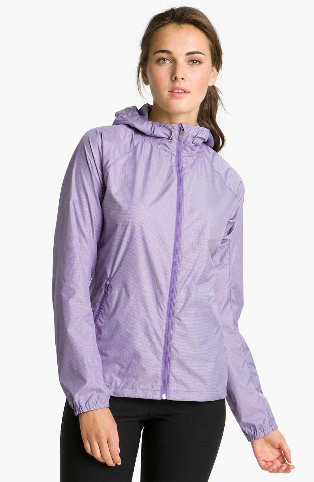 Alternate Image 1 Selected - Nike 'Vapor Lite' Hooded Jacket