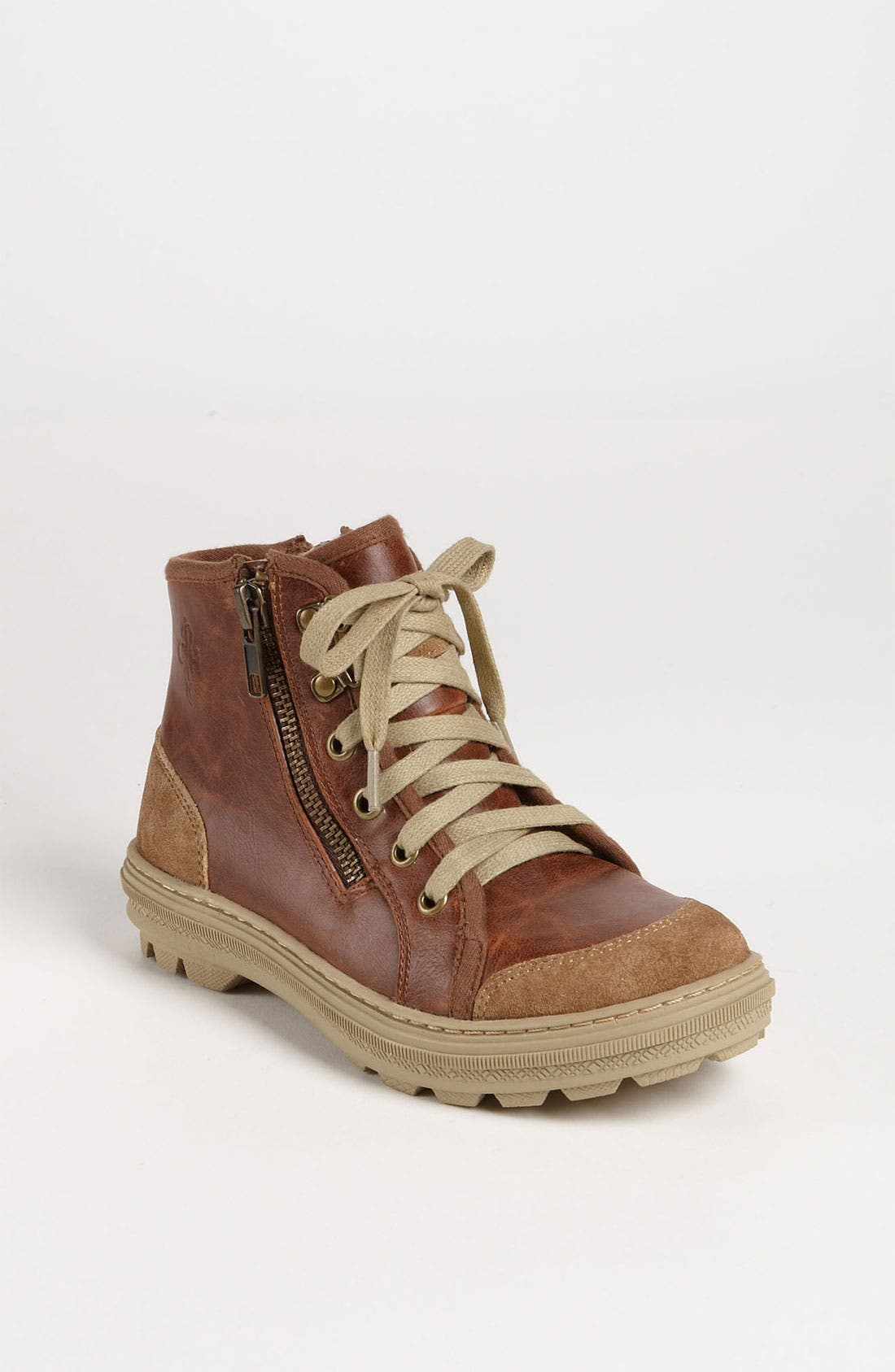 Alternate Image 1 Selected - Cole Haan 'Air Aqua' Zipper Boot (Little Kid & Big Kid)