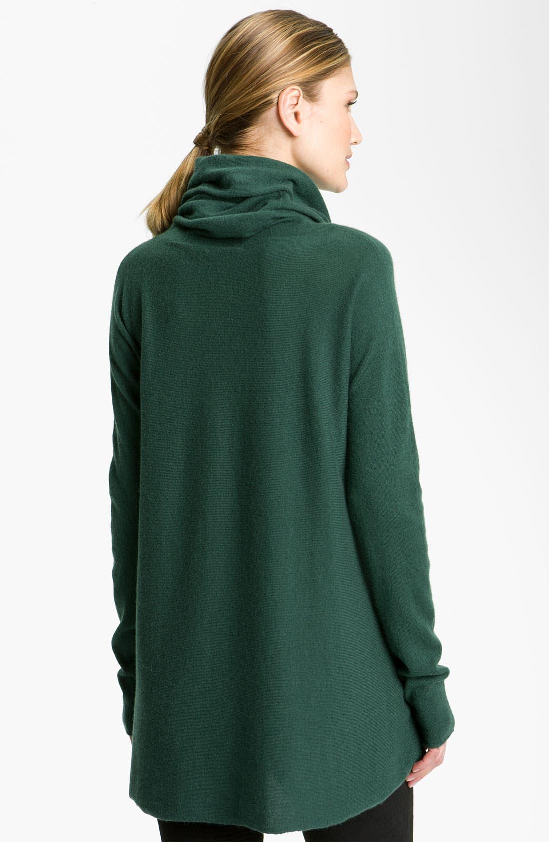 Alternate Image 2  - Vince Cowl Neck Cashmere Sweater