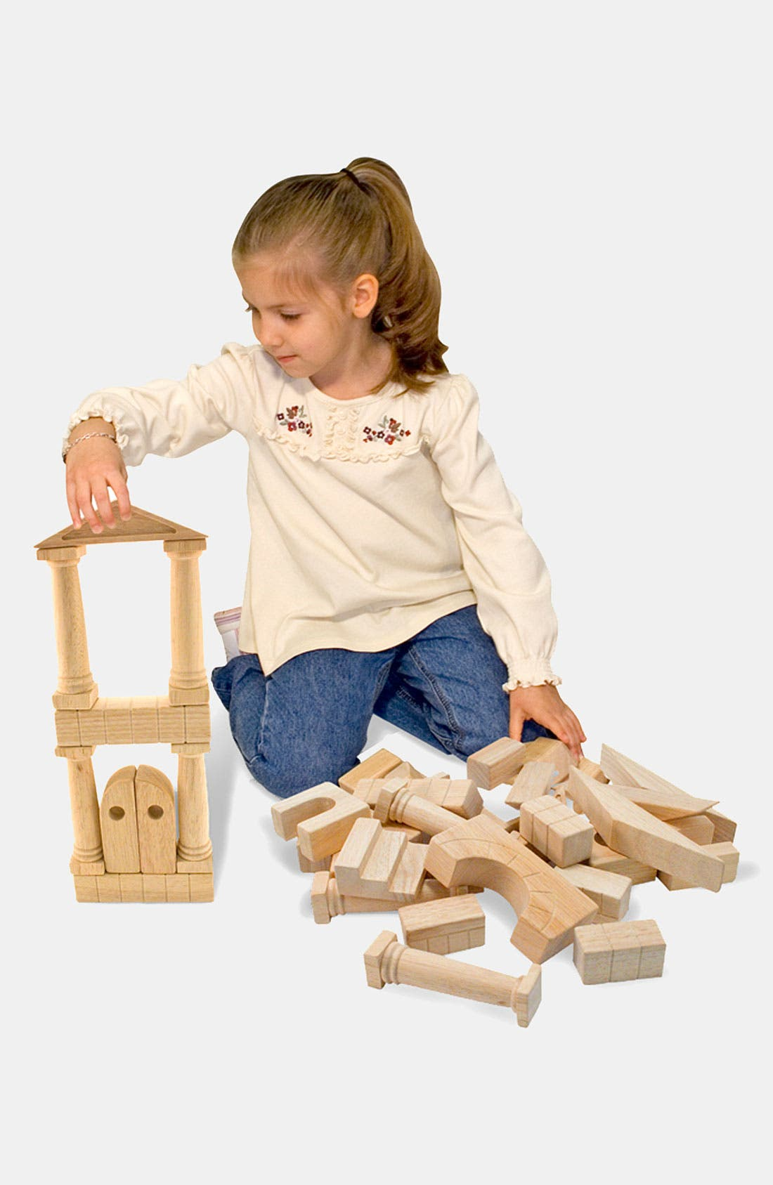 Alternate Image 1 Selected - Melissa & Doug Architectural Unit Blocks
