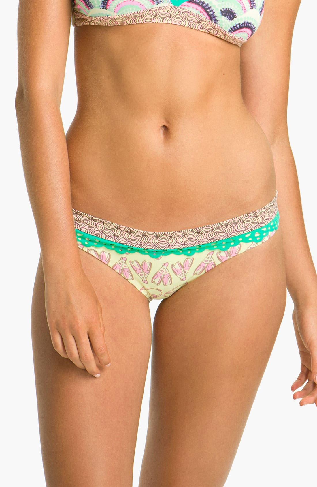 Main Image - Maaji 'Majestic' Reversible Bikini Bottoms