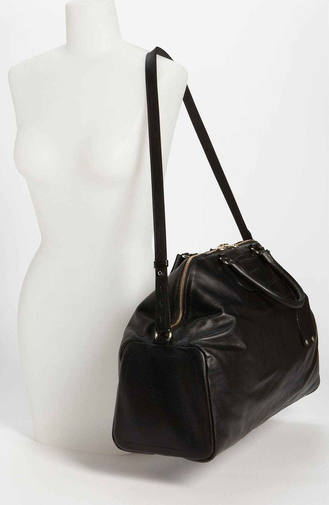 Alternate Image 2  - See by Chloé 'Albane Big - Double Function' Leather Tote