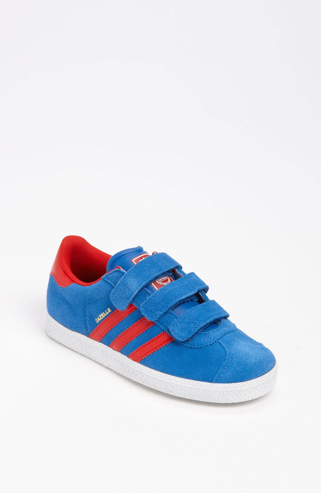 Alternate Image 1 Selected - adidas 'Gazelle 2' Sneaker (Toddler & Little Kid)
