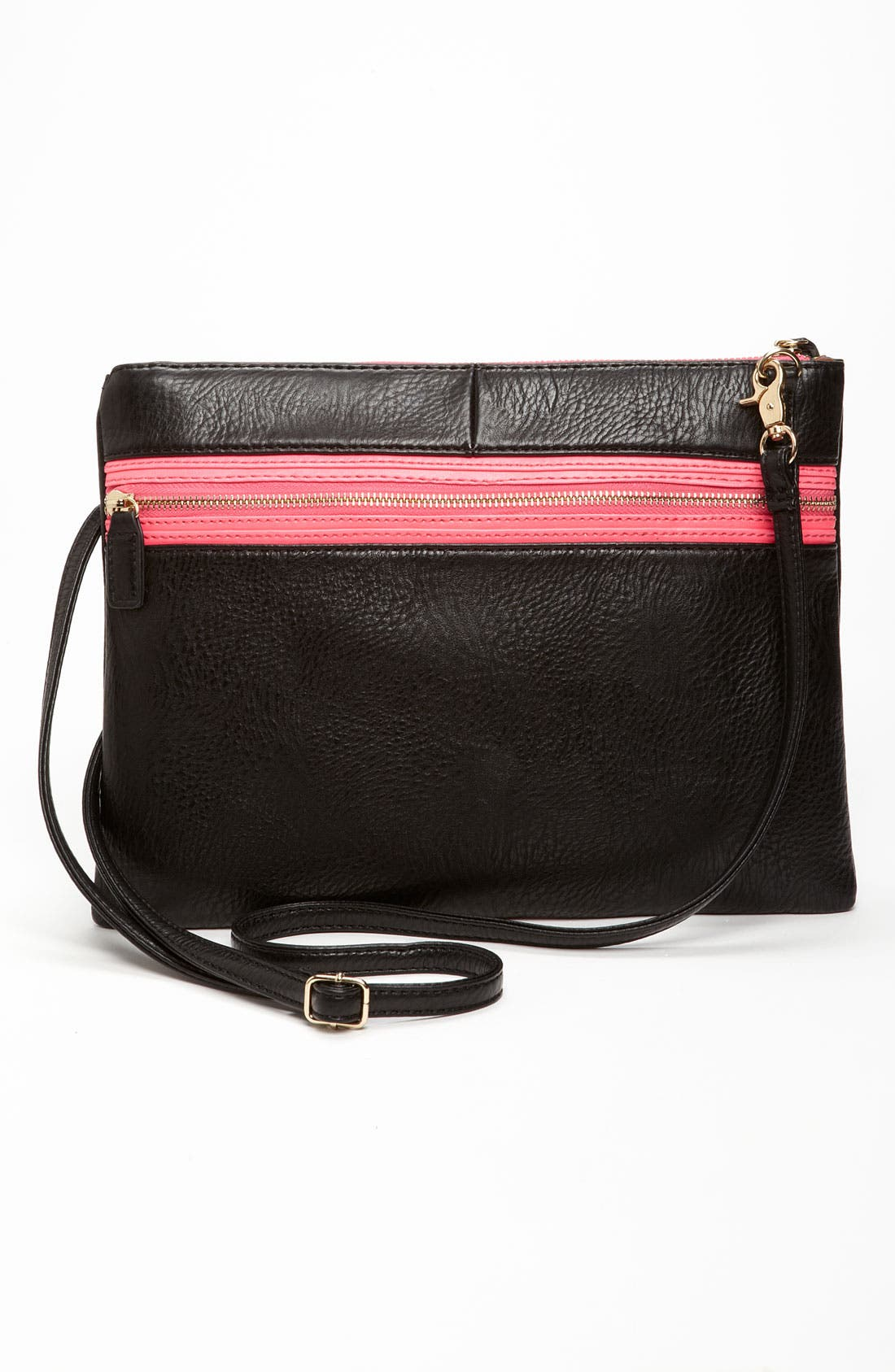 Alternate Image 4  - Street Level Colorblock Convertible Clutch