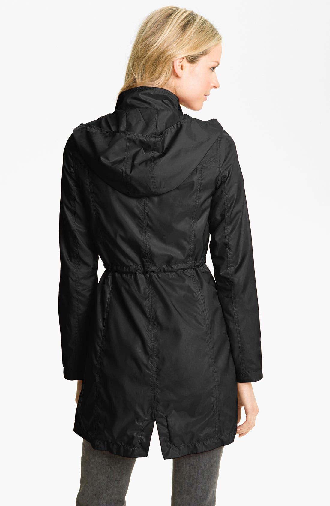 Alternate Image 2  - Soïa & Kyo Packable Hooded Anorak