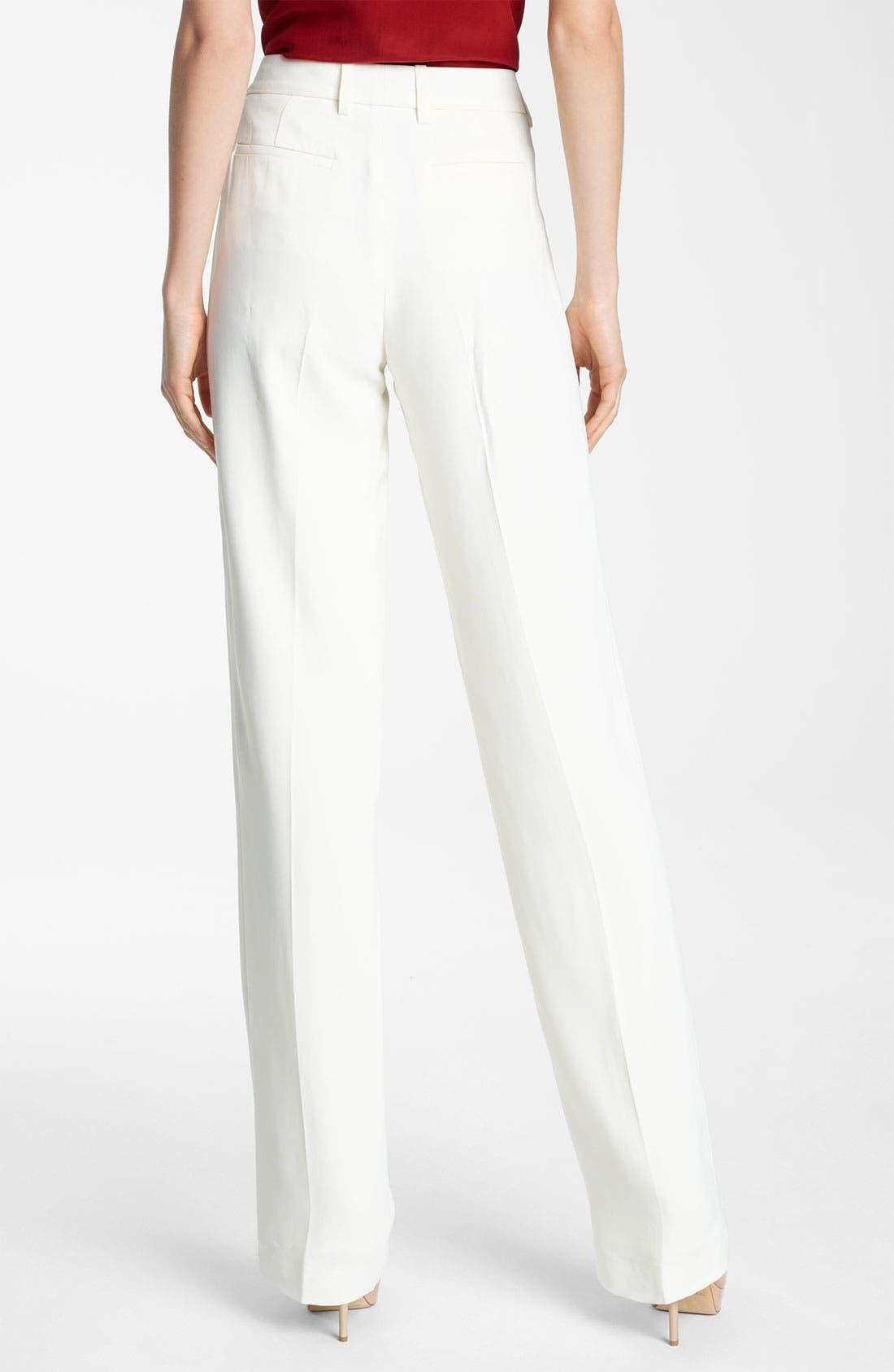 Alternate Image 2  - Reed Krakoff Slim Pants