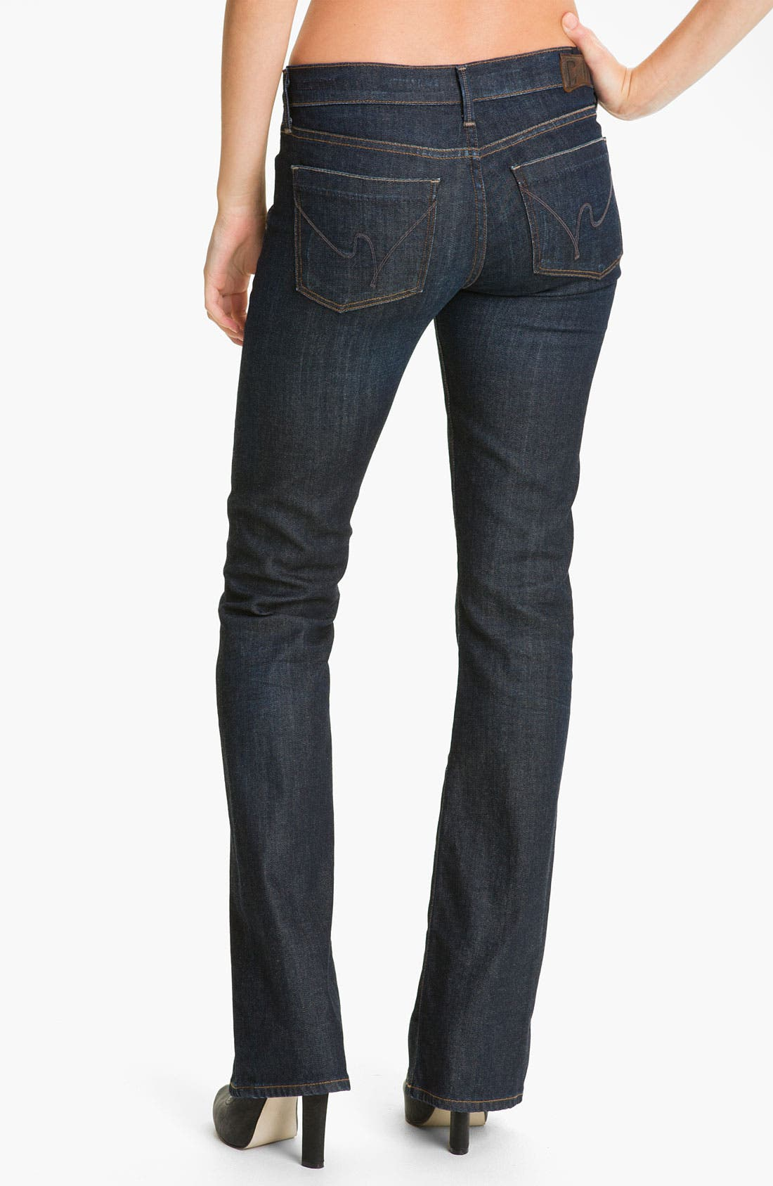 Alternate Image 2  - Citizens of Humanity 'Amber' Bootcut Jeans (Glory)