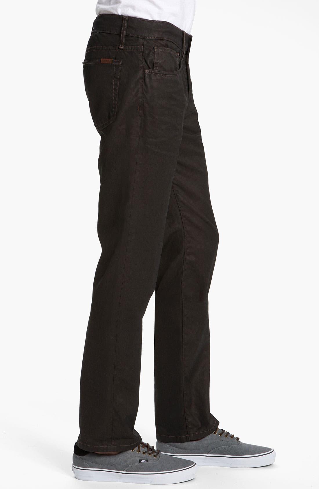 Alternate Image 3  - Joe's 'Brixton' Slim Straight Leg Jeans (Diggs)