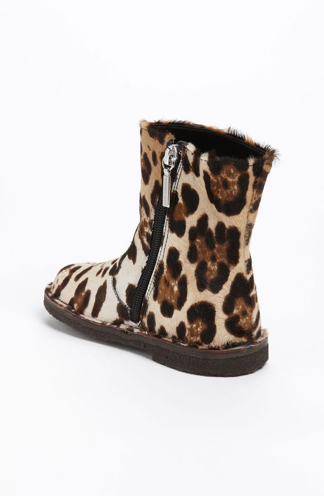 Alternate Image 2  - Dolce&Gabbana Calf Hair Boot (Walker & Toddler)