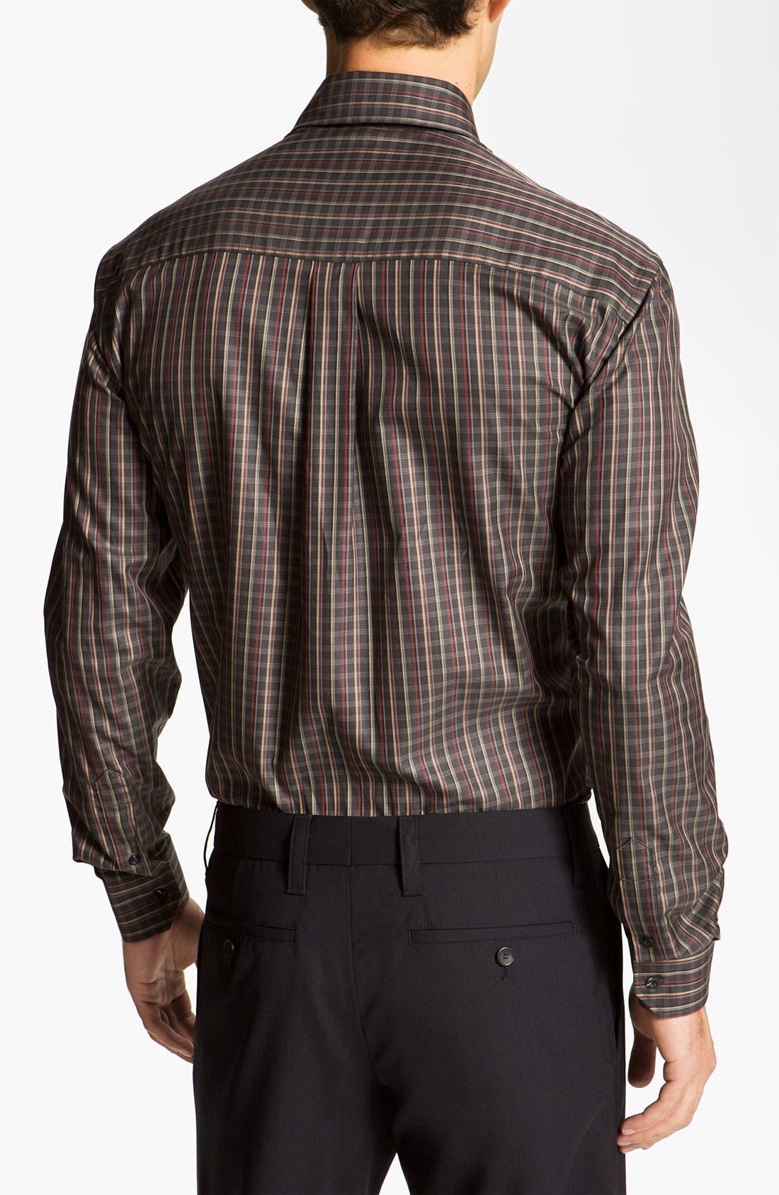 Alternate Image 2  - Cutter & Buck 'Kennewick' Plaid Sport Shirt