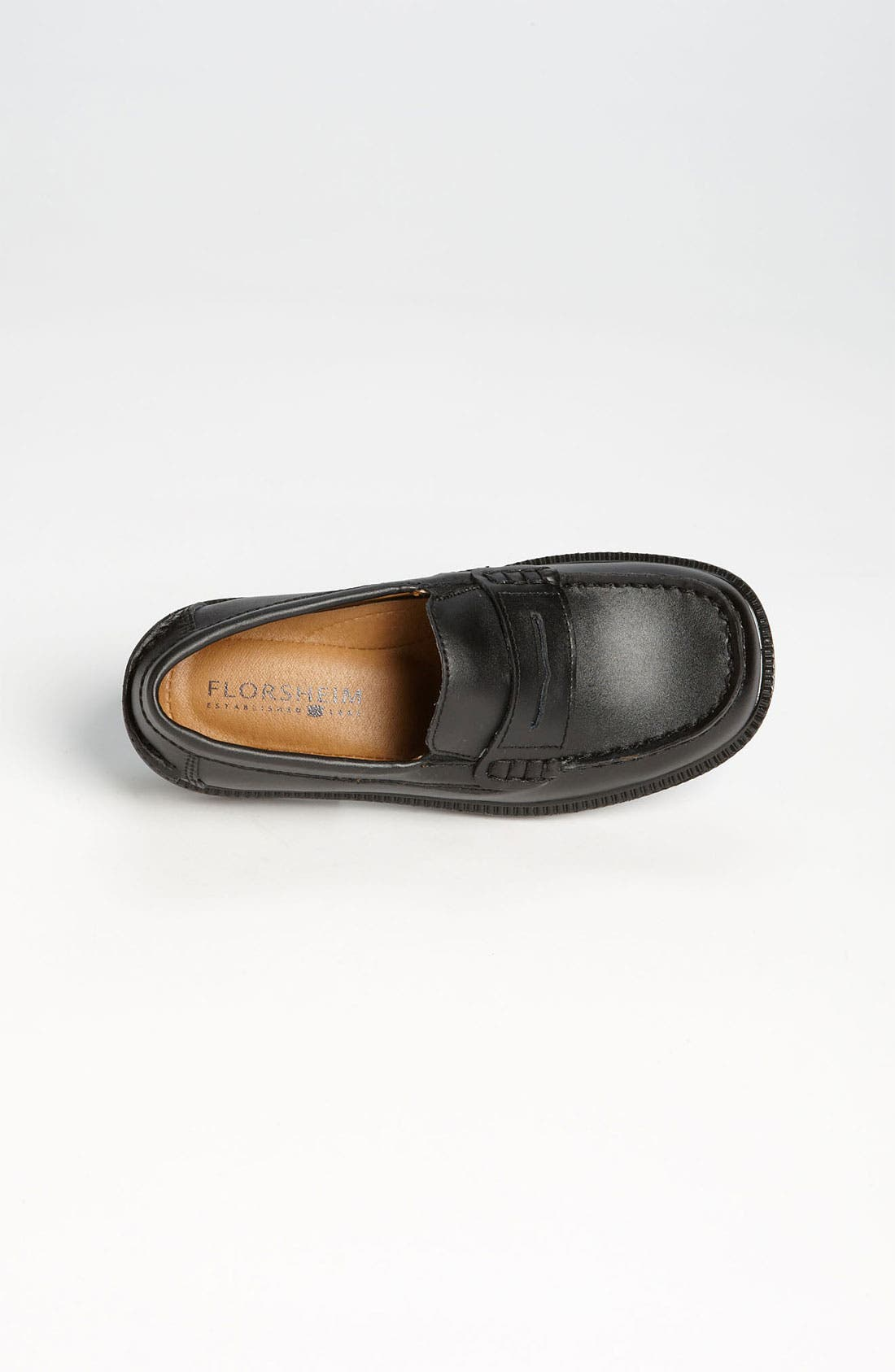 Alternate Image 3  - Florsheim 'Berkeley' Loafer (Toddler, Little Kid & Big Kid)
