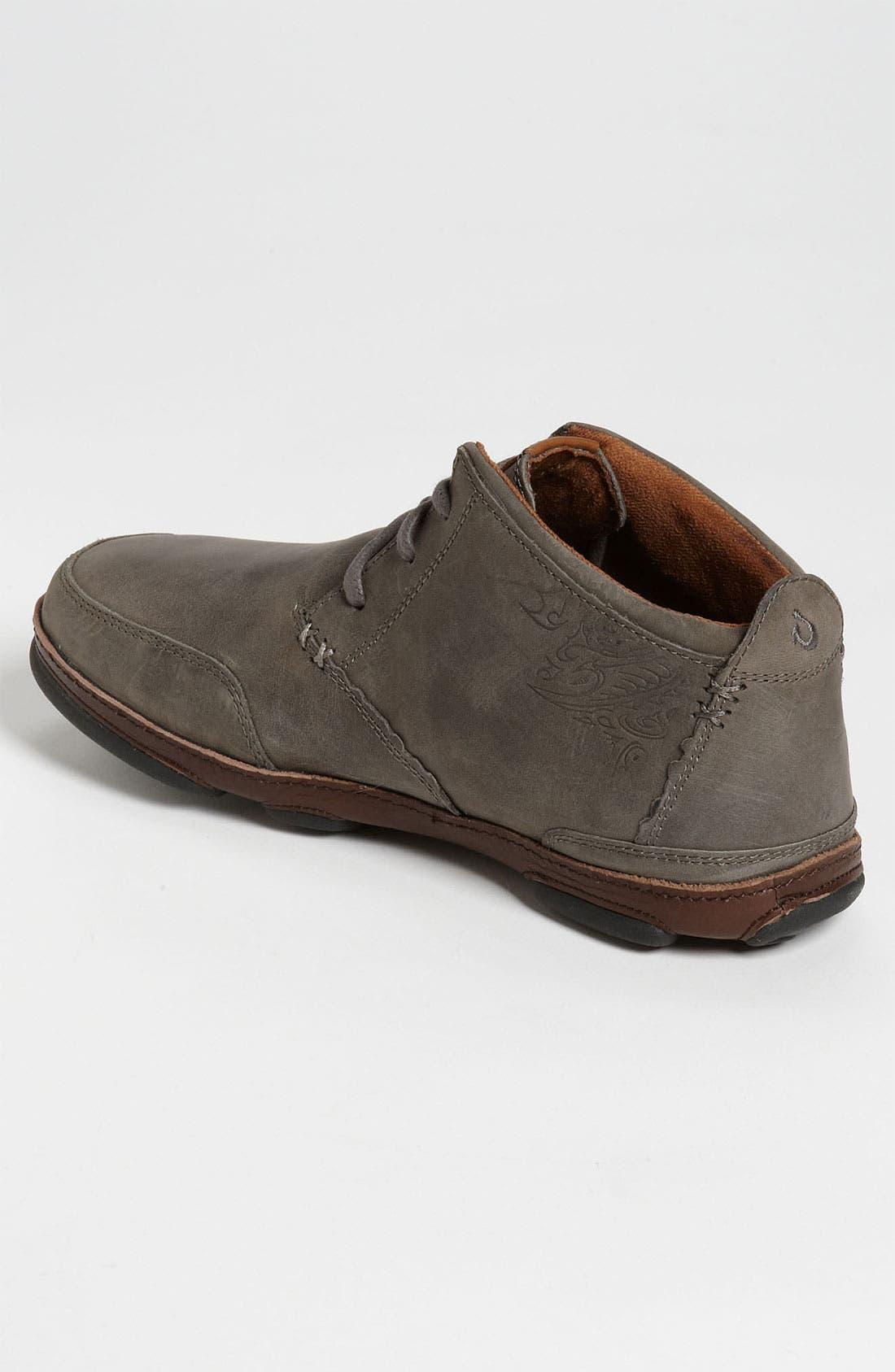 Alternate Image 2  - OluKai 'Kamuela' Ankle Boot (Men)