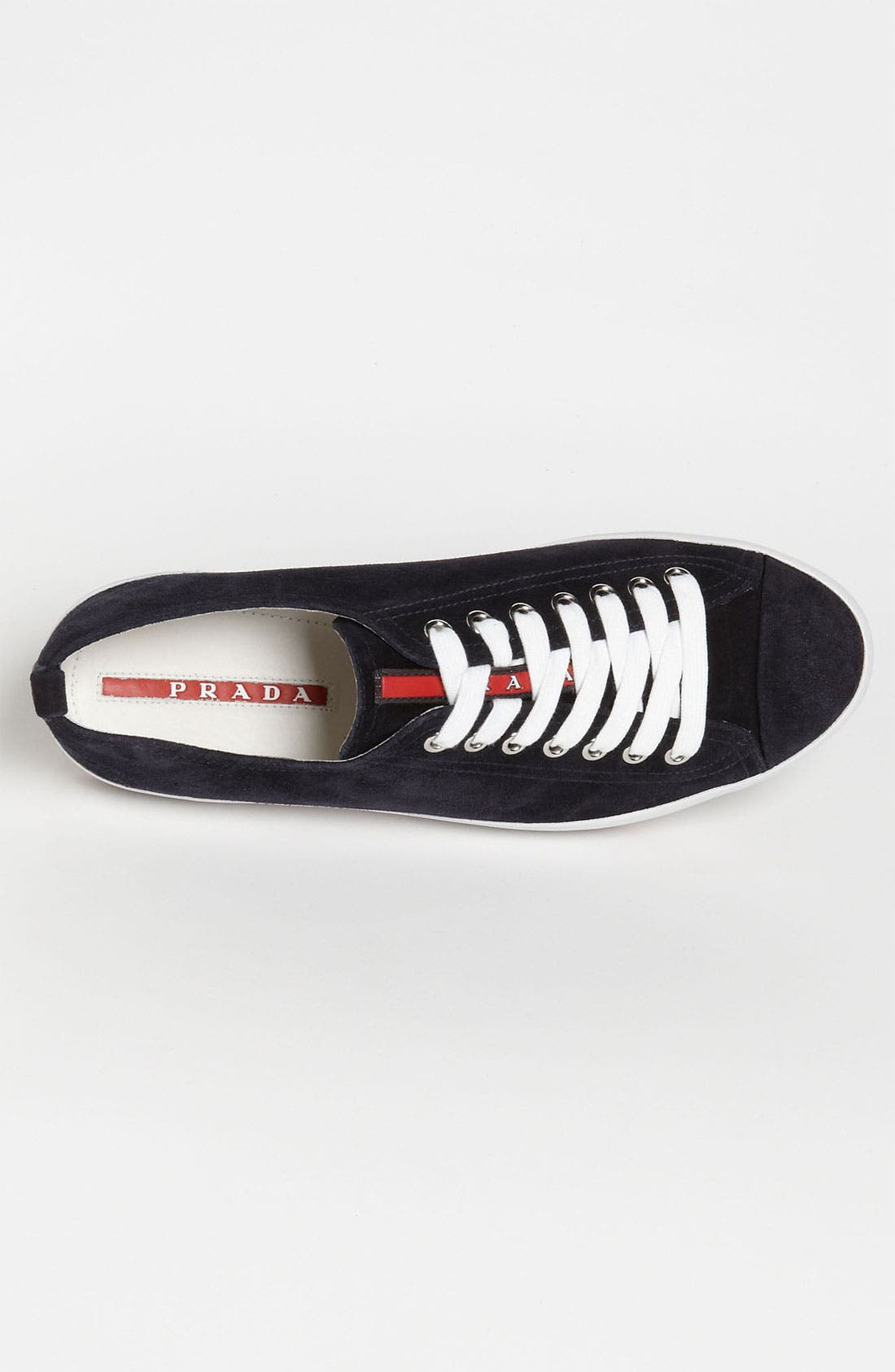 Alternate Image 3  - Prada Low Profile Sneaker