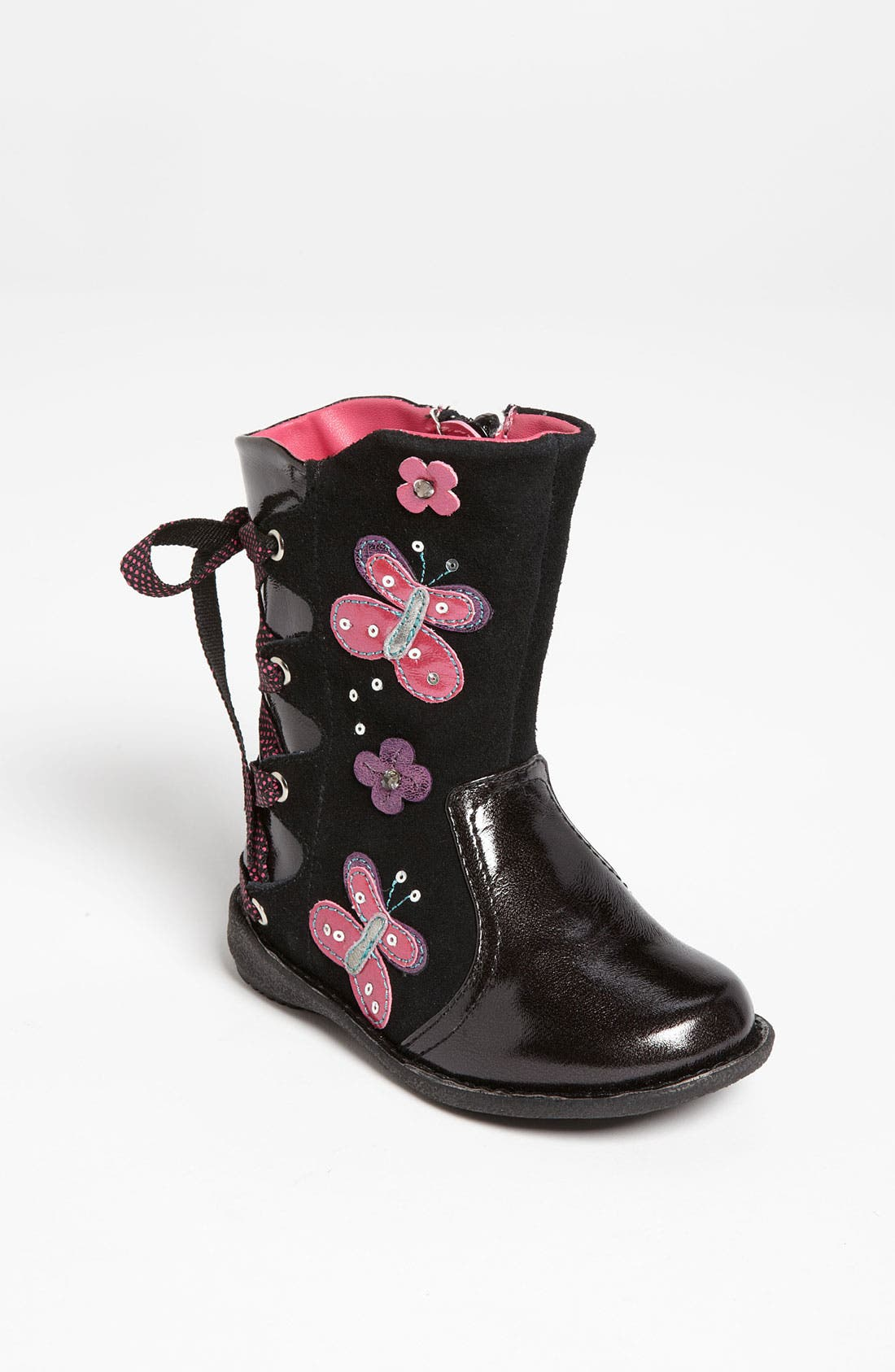 Alternate Image 1 Selected - Kenneth Cole Reaction 'Pip Pop' Boot (Walker & Toddler)